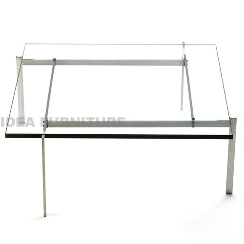Fritzhansen PK61 Glass Table