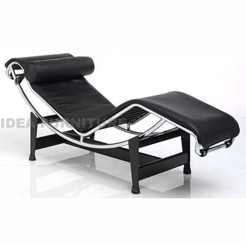 chaise lounge chair lc4. Black Bedroom Furniture Sets. Home Design Ideas
