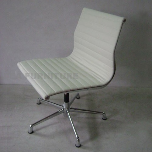Eames aluminum group side chair for Eames aluminium chair replica