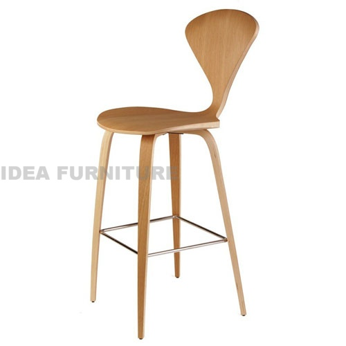 Norman Cherner Bar Stool