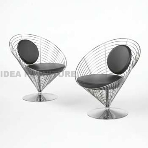 Verner Panton Wire Cone Chair