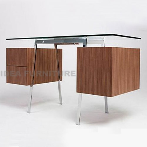 Spacious Home Office Desk - HomeWork - Design Top Trends