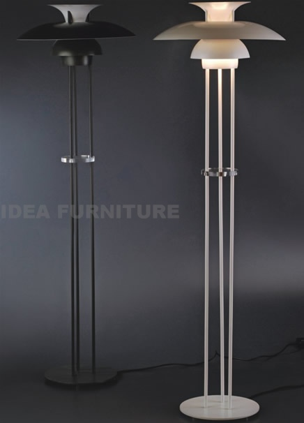 Poul Henningsen PH 3 Style Floor Lamp